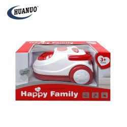 Novo Battery-Operated brinquedos pré-escolares Aspirador Toy com luz