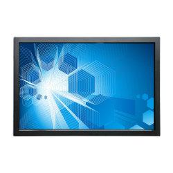 شاشة LCD تعمل باللمس تعمل بالأشعة تحت الحمراء ذات الإطار المفتوح بدقة 1080p وحجم 23.6 بوصة تعمل بتقنية FHD