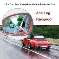ضباب مضادّة عاليا شفّافة لأنّ سيّارة زجاجيّة [أنتي-فوغ] [ررفيو ميرّور] صامد للمطر شامة مدافع سيّارة تدفئة فيلم