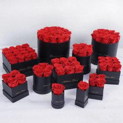 人工的な花の結婚式の装飾は乾燥されて維持された Real Touch の花