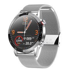 O homem Tw5 2020 Novo 1,39 Polegadas Super Amoled Completo Retina 454*454 Tela Redonda, APP Relógio Empurre 24 Hrs Telefones de vigilância inteligente Sensor Bluetooth