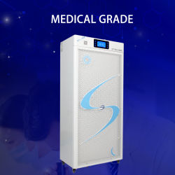 Esterilizador de aire medicinal con filtro HEPA purificadores de aire eficiente Esp de plasma utilizados para la Iglesia del Hospital Escuela de Hostelería con el equipo de desinfección de aire germicida CE