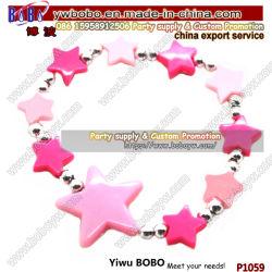منتجات الأطفال ملحقات سوار نجم الحبل المرنة المصنوعة يدويًا مجموعة السوار (P1059)