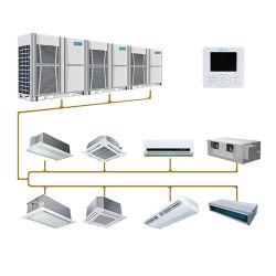 Hotel Solução HVAC R410um sistema VRF Vrv Piscina Exterior Fabricante Commerial unidades centrais de ar condicionado