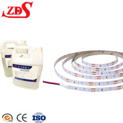 LED 지구 Potting를 위한 명확한 에폭시 수지 접착제