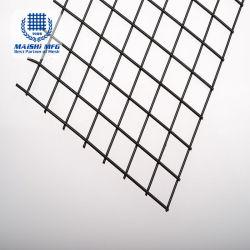 Schwarzer Draht-Kohlenstoffstahl-geschweißter Maschendraht für Aufbau