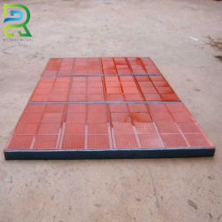 PU-Platte für Dewatering Deck für Sand und Steine