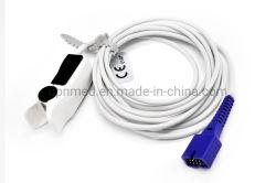 Nellcore OxiMax DS-100A SpO2-vingerclipsensor, volwassenen, 9-pins