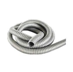 قطر صغير من مادة البولي فينيل كلوريد (PVC) المرنة المعدن، الفولاذ المقاوم للصدأ 304 316 321 Conduit