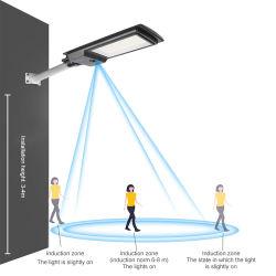 الطاقة الشمسية الطاقة ضوء حديقة مدمج 50 واط 100 واط 200 واط في الهواء الطلق سعر مصباح LED في الشارع الشمسي