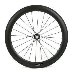 U форма 60мм дорожного велосипеда углерода колеса