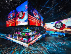 im Freienstadium 3900Hz Miet-LED-Bildschirm (P3.9/P4.8 (500*500mm/500*1000mm schnelle Installations-Mietpanel)