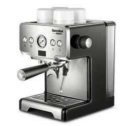 Professional comerciais automatizados Electric estilo Italiano Mocha Cappuccino com moedor de café e café a máquina