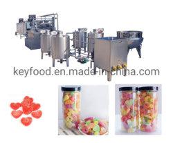 Pianta di deposito della caramella della gelatina di Halal della gelatina della macchina della caramella gommosa commerciale