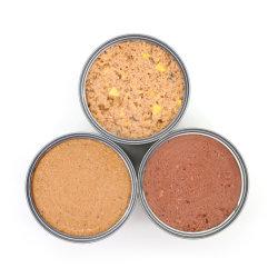 自然なビーフは猫の餌の動物のペットフード犬の御馳走犬猫のぬれた食糧を缶詰にした