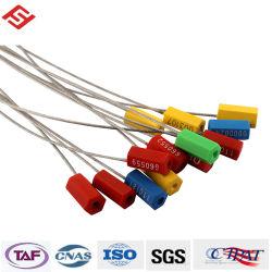 Оптовая торговля регулируется безопасности из нержавеющей стали уплотнение провода пластмассовые кабельные уплотнения