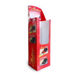 Персонализация оборудования на заводе оптовой печати большого размера прочные супермаркет товаров коробку из гофрированного картона торговые полки для игрушек электроника лампы