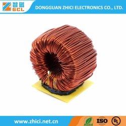 Alliage d'inductances de puissance magnétique Core verticale de la perte faible pour cuisinière à induction et l'ONDULEUR