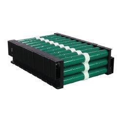 Batteria ibrida ad alta scarica per auto da 144 V 6500mAh Ni-MH per Toyota Prius C/Aqua