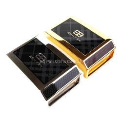Pearl simple boucle de ceinture personnalisé avec logo 32mm hommes d'affaires d'impression laser de la boucle de ceinture (52)