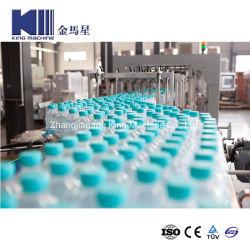 Consumo de bebidas automática para monobloco Turnkey Soda Purificador de processamento de Água Mineral Garrafa máquina de enchimento de engarrafamento Tratamento completo de instalação da linha de produção