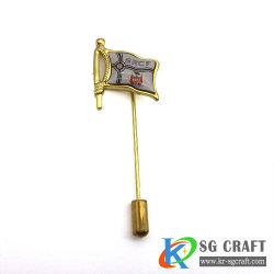 Китай заводской оптовой пользовательского логотипа Brooch контакт отсутствует минимальный размер заказа