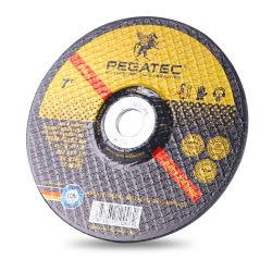 金属製電動工具ディスク 180X6X22mm 中国用 Pegatec 研削盤 ディスク