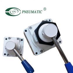 La série HT Main d'air pneumatique Contrôle de l'électrovanne rotatif
