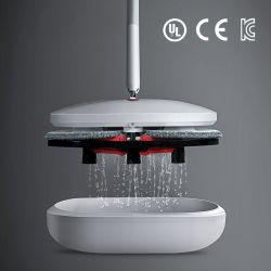Aparelhos de limpeza Easy domiciliar Limpeza de pavimentos interiores rotação elétrica sem fios Esfregona