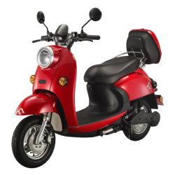 800W новая конструкция электрического мотоцикла электрический скутер для леди с заднего окна