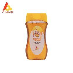 자연적인 Miel Mudu 순수한 꿀벌 꿀 500g 플라스틱 병