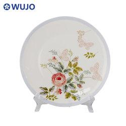 Новые Wujo кости Китая ужин пластины стран Северной Европы керамические пластины блюда с помощью пользовательских дизайн