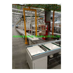 Lavadora Secadora de ropa de Línea de Producción Línea de Montaje