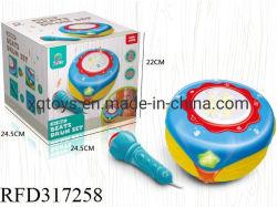 Оптовая торговля ручной барабан музыкальный инструмент малышу играть игрушечные