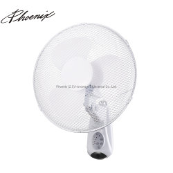 16 Ventilator van de Muur van de duim de Elektrische Plastic met Afstandsbediening