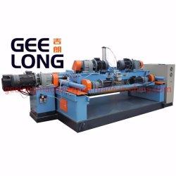 4 pieds d'entraînement Double placage CNC Peeling de la mousse pour le contreplaqué Machine