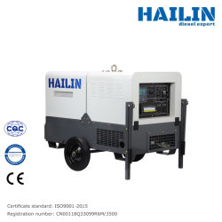 10kw fácil Mover grupo electrógeno diesel de potencia portátil HAILIN