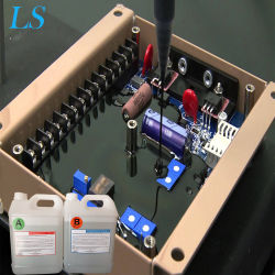 Resina adesiva del pezzo fuso a resina epossidica composto di impregnazione per la protezione dei componenti elettronici