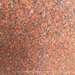 Steinbruch Eigentümer konkurrenzfähiger Preis schöne Farbe poliert Granit für Gebäude