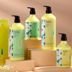 بيع ساخنة إصلاح المغذّي الشعر العناية شامبو و الملطف تعيين
