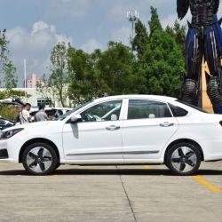 EV седан 5 мест Gl 150 км/ч электромобиль производительность 2021 высокая безопасность Fengxing E70
