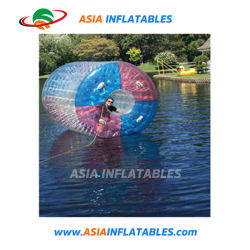 Красочные надувные ПВХ трубы ролика танцующего хомяка колеса оптовой для игр