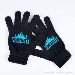 Form-Smartphone gestrickte kundenspezifische Acrylscreen-Handschuhe
