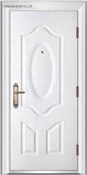 Cer zugelassene Sicherheits-/Copper-Panel-/Aluminiumpanel-gepanzerte klassische Art-Tür