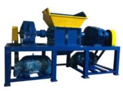 Eje doble móvil de hierro de los residuos de Shell de coche de la máquina trituradora de metal