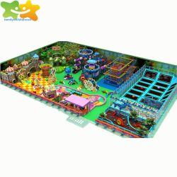 BinnenSpeelplaats van de Kinderen van de Spelen van het Spel van het Speelgoed van de Jonge geitjes van de Apparatuur van het Spel van het Pretpark de Zachte