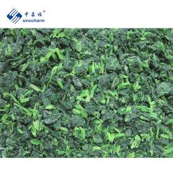 IQF 2020 nuovo prodotto surgelato Top qualità Spinach tritato