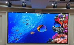 박람회를 위한 최고 HD P2 실내 발광 다이오드 표시 영상 벽 또는 전람 또는 회의