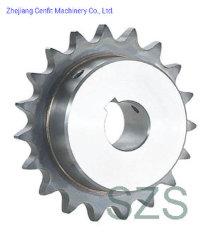 完成ボアスプロケット: 16BS 硬化歯、キー溝、ねじ( DIN / ANSI / JIS 規格または製図用)トランスミッション部品