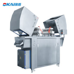 스테인리스 자동화 염분 주입 기계 또는 고기 소금 소금물 인젝터